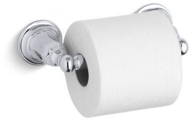 Kelston Toilet Tissue Holder, Polished Chrome