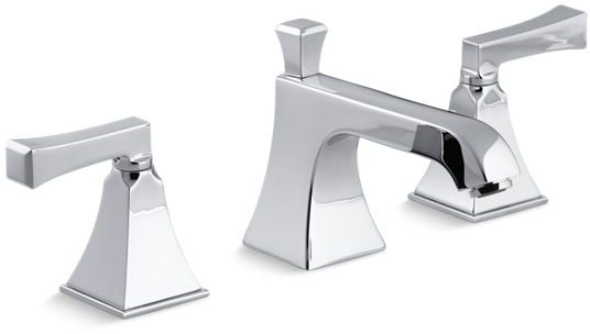 MEMOIRS WIDESPREAD LAVATORY FAUCET
