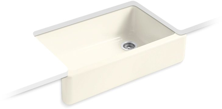 WHITEHAVEN UC 36 TALL APRON SINK