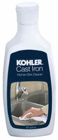 Cast Iron Cleaner- 8 Oz Bottle
