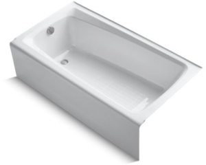 MENDOTA 5' BATH/LEFT OUTLET