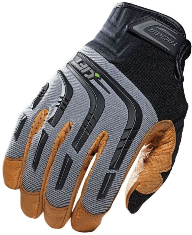 X-Large Tan Gloves - Leather