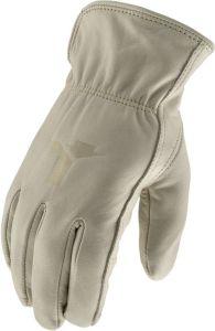 Cowhide Leather, Keystone, Medium Gloves