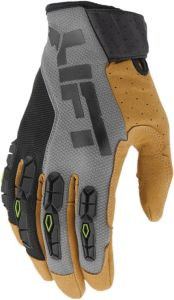 XX-Large, Grey/Black, Silicone Fused Palm, Reinforced, Breathable, Gloves
