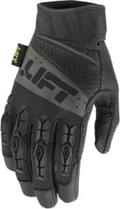 X-Large, Black/Black, Leather Palm, Heavy Duty, Reinforced, Gloves