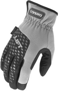 2X-Large Gloves - Synthetic Leather